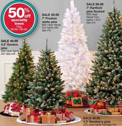 kmart artificial christmas trees victoria