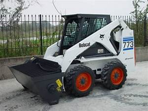 Bobcat 773 Series Skid Steer Loader Workshop Service