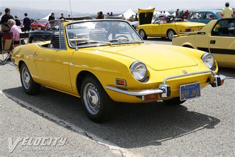 Fiat 850 Sport Spider by 1970 Fiat 850 Sport Spider Information