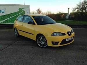 Seat Ibiza 2006 : seat 2006 ibiza cupra tdi yellow car for sale ~ Medecine-chirurgie-esthetiques.com Avis de Voitures