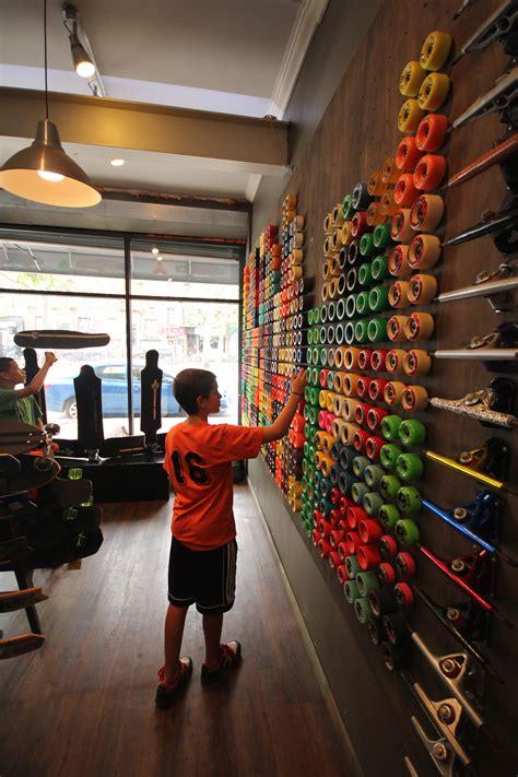brooklyns bustin boards mixes hand printed art  high