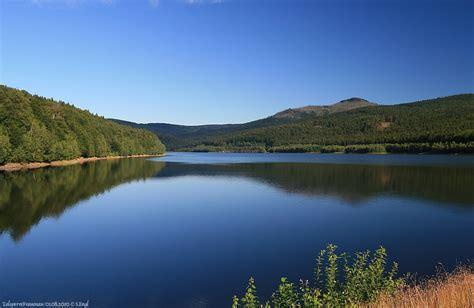 Trinkwassertalsperre Frauenau Nationalpark Bayerischer Wald