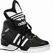 adidas high tops shoes...