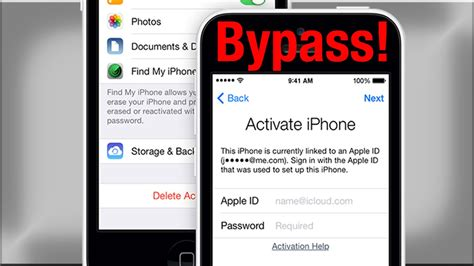 how to bypass iphone activation how to bypass icloud activation lock on iphone ipad How T