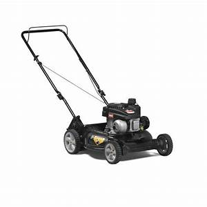 Yard Machines Push Lawn Mower Manual