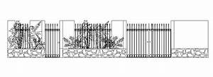 Grill gate and wall elevation design gharexpert