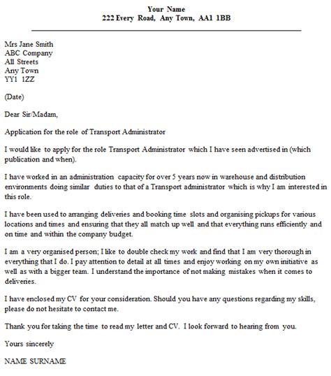 Administrator Cover Letter by Admin Cover Letter Uk Tipsense Me