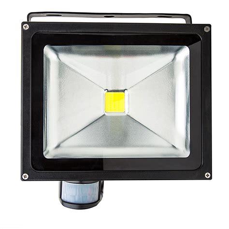 motion sensor led light up 30 watt high power led flood light fixture with motion