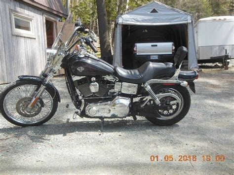 For Sale Wide Glide   Brick7 Motorcycle