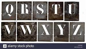 Buchstaben Schablone Metall : franz sische antik metall schablonen buchstaben q z finden sie in meinem portfolio f r das ~ Frokenaadalensverden.com Haus und Dekorationen