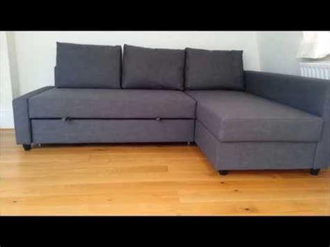 Ikea Friheten Sofa Bed Chaise Longue With Storage Design