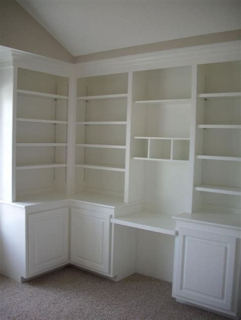 bookcase with desk built in 1000 ideas about desk with shelves on pinterest