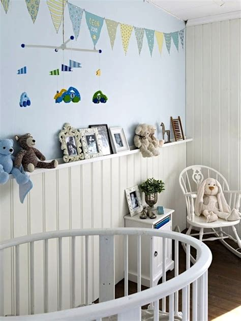 Kidspace Interiors  The Frugal Nurserywith Panache