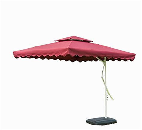 tylor s garden 7 1 2 ft cantilever outdoor patio umbrella