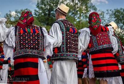 Traditional Costumes Maramures Romanian Dances Trip
