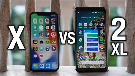 iphone x vs pixel 2 xl when software wins pocketnow