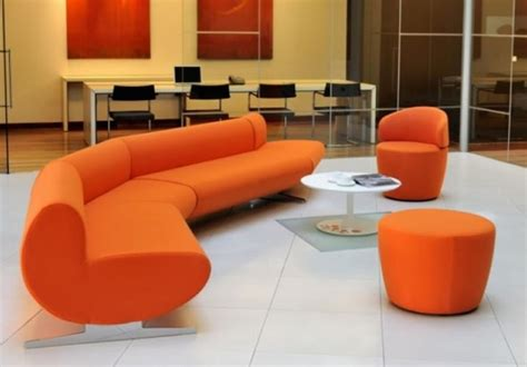 modern office lobby furniture sofa chairs
