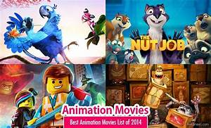20, Best, Animation, Movies, In, 2014