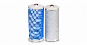 Water Filter Cartridges for Shower, Countertop