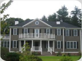Colonial Home Johnson Construction Company Custom Homes Remodeling Additions