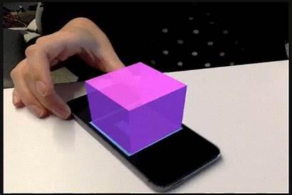 Reality Augmented Arcadia Marker Based Ar Purple