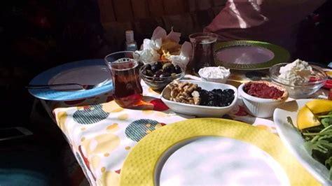 1  Tureckie Śniadanie Youtube