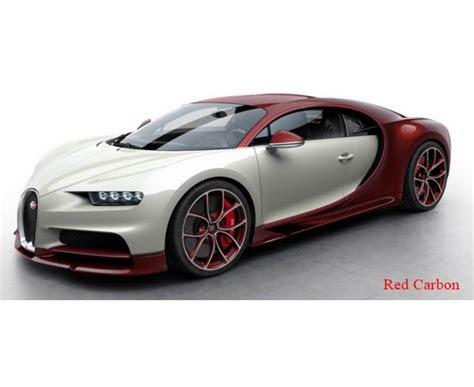 Bugatti That Changes Colors by 1 18 Mr Bugatti Chiron Color Mr Collection