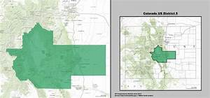 Colorado's 5th congressional district - Wikipedia
