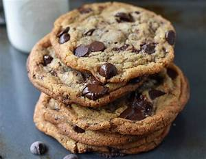 Thin and Crispy Chocolate Chip Cookies Modern Honey