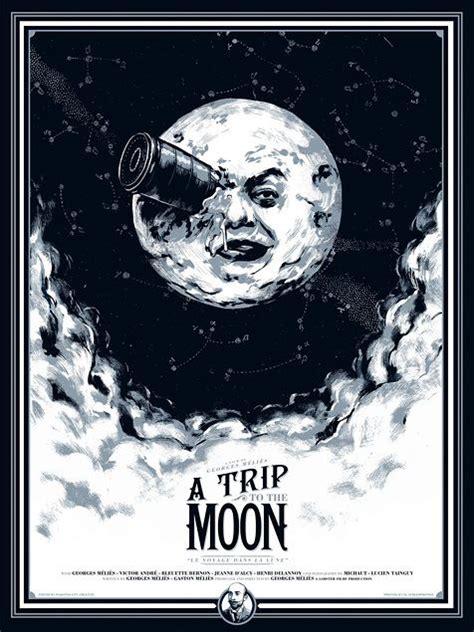 george melies science fiction a trip to the moon 1902 french le voyage dans la