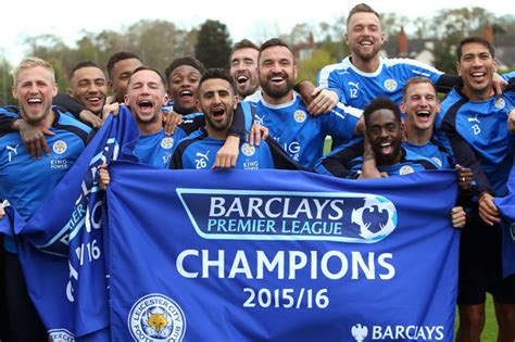 Leicester City FC give away free beer for Premier League