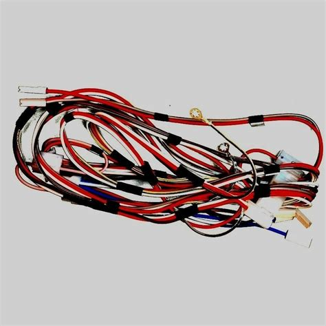 New Washer Dryer Assy Wiring Harness Pkg For