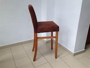 Barstuhl Sitzhöhe 65 Cm : barstuhl braun vintage aus massivholz sitzh he 75 cm ~ Bigdaddyawards.com Haus und Dekorationen