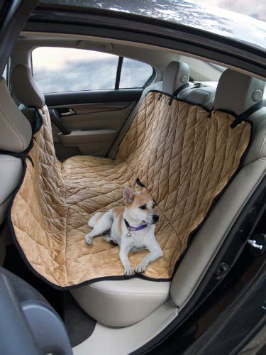 Sonnyridge Dog Hammock Seat Covers For Dogs This Pet Car Seat Cover Protects Your Back Seat
