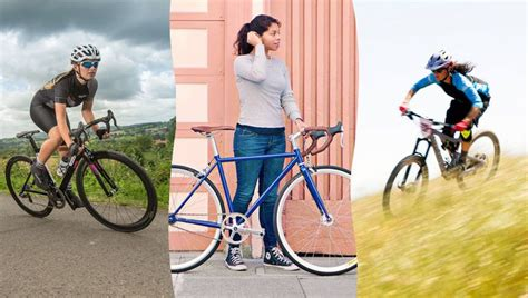 Women's Bike Types And Picks For 2017