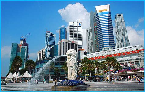Why To Choose Singapore For Vacation Trip