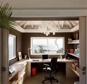 interior design home office tuesday s tips use floating shelves cabinets to create a desk in small spaces design