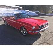 1964 Ford Mustang 1/2 Convertible 260V8