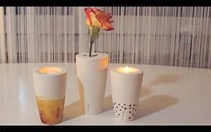 Blumendünger Selber Machen : diy weihnachtsgeschenk vase oder kerzenst nder selbermachen youtube ~ Whattoseeinmadrid.com Haus und Dekorationen