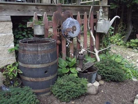 Primitive Outdoor Decor Creating Outdoors