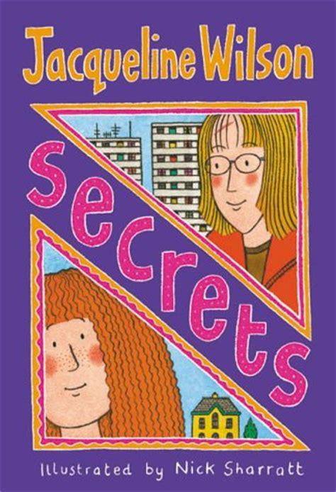secrets  jacqueline wilson reviews discussion