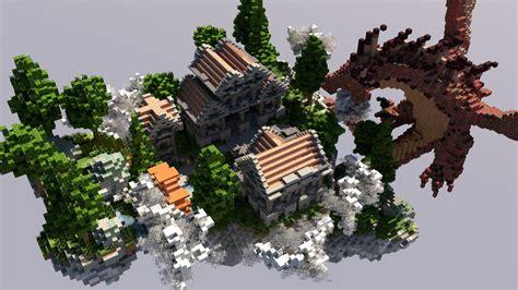minecraft fantasy medieval spawn minecraft schematic