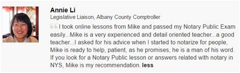 notary classes   state ny state notary public