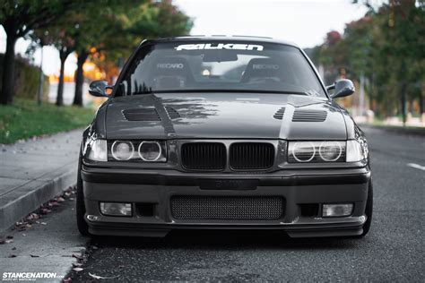 More Than Meets The Eye // Lawrence's Beautiful Bmw E36