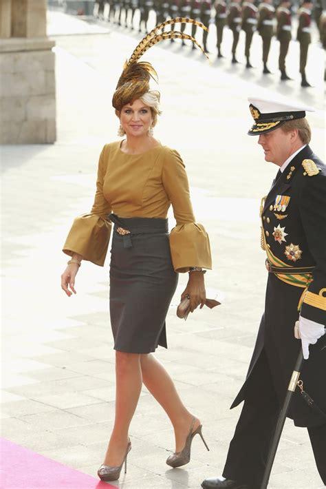 Queen Maxima Fashion Popsugar