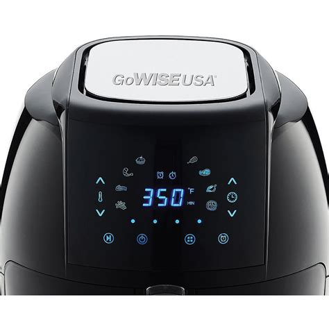 air fryer gowise digital airfryer amazon fry tools check