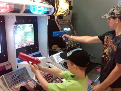 Light Gun Games Removed From Mass Arcades In Light Of