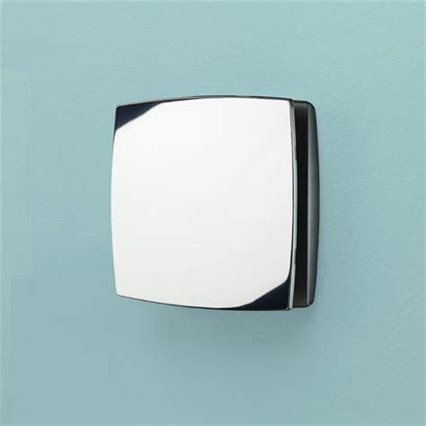 humidity sensing bathroom fan wall mount hib chrome wall mounted fan with timer humidity