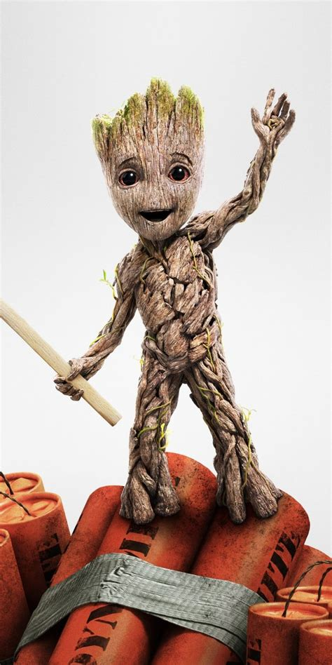 stirring impressive formidable wallpaper baby groot