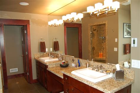 corner bathroom vanity with 2 sinks fall in with these 25 master bathroom design ideas